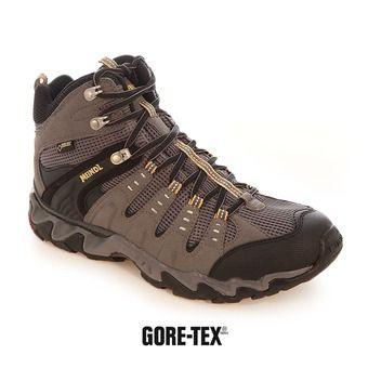 Chaussures de randonnée homme RESPOND MID GTX anthracite/jaune