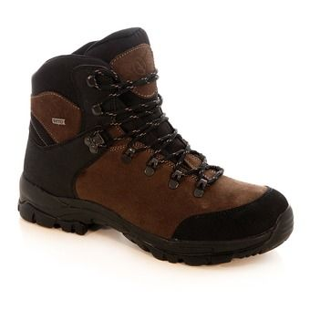 Zapatillas de senderismo/caza hombre CHERBROOK caqui