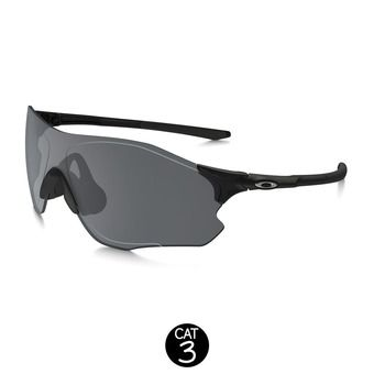 Lunettes EVZERO PATH polished black w/black iridium