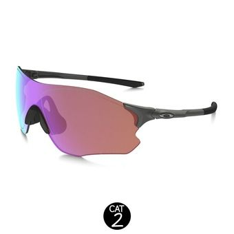 Gafas de sol EVZERO PATH matte steel w/prizm golf