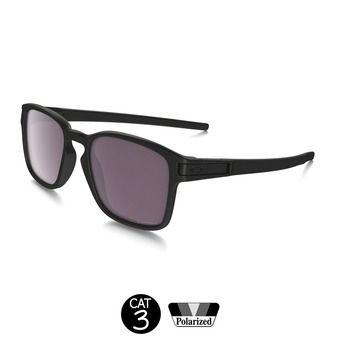 Gafas de sol polarizadas LATCH SQ matte black w/prizm daily