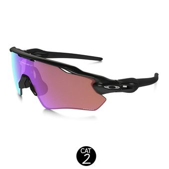 Lunettes RADAR EV PATH polished black w/ prizm golf