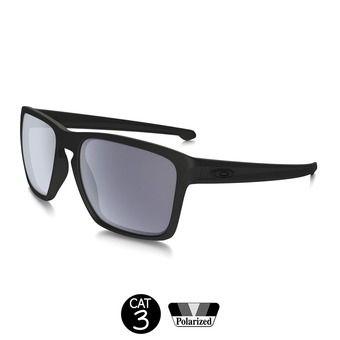 Gafas de sol polarizadas SLIVER XL matte black w/grey