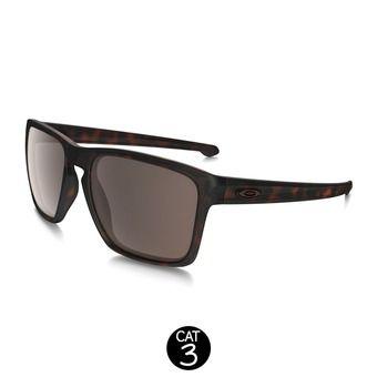 Gafas de sol SLIVER XL matte brown tortoise w/ warm grey