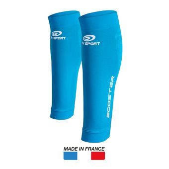 Manchons de compression BOOSTER ONE bleu
