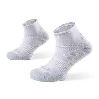 Socquettes de running XLR blanc