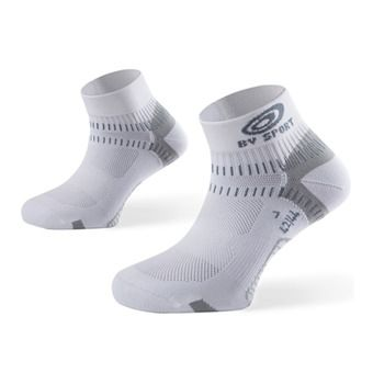 Lot de 3 paires de socquettes LIGHT ONE blanc