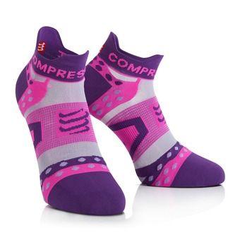 Chaussettes ULTRA LIGHT RUN LOW violet
