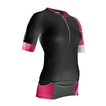 Maillot de compression MC femme AERO TOP noir