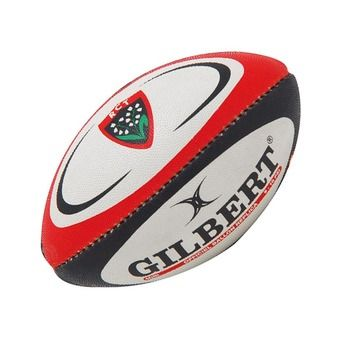 Mini ballon de rugby replica TOULON ORANGE