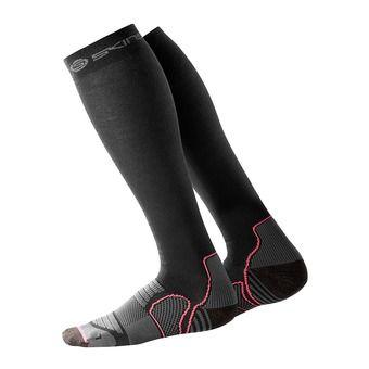Chaussettes de compression femme ESSENTIALS ACTIVE black/atomic
