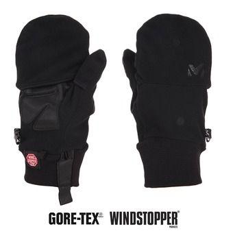 Manoplas Gore® Windstopper® EXPLORATION WDS black