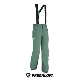 Pantalón de esquí hombre DEVIL STRETCH jasper green