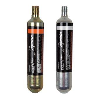 Set de 2 cartouches de gaz pour système airbag CATRIDGE ALPRIDE
