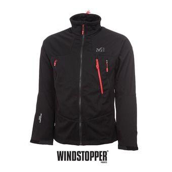Veste Gore® Windstopper® homme K WDS noir
