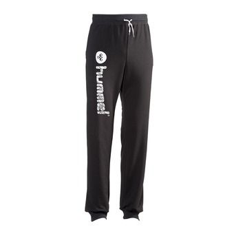 Pantalon jogging UH 2 noir/blanc