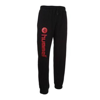 Pantalon jogging UH 2 noir/rouge
