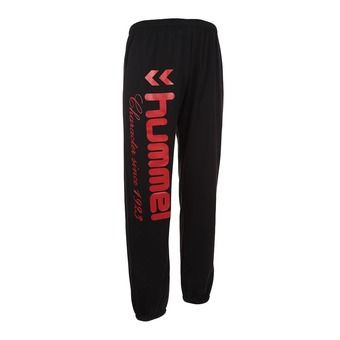 Pantalon jogging UNIVERS noir/rouge