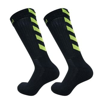 Calcetines  AUTHENTIC negro/amarillo fluo