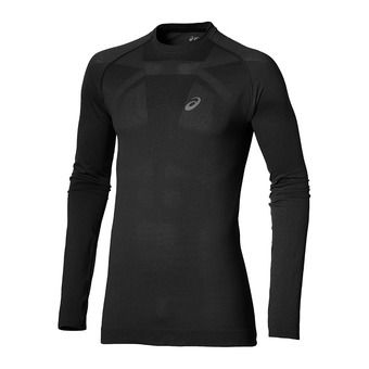 Maillot ML homme SEAMLESS black