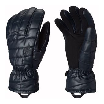 Gants femme THERMOSTATIC black