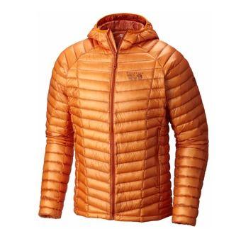 Anorak hombre GHOST WHISPERER orange copper