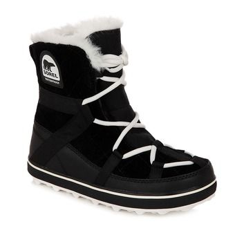 Botas de nieve mujer GLACY EXPLORER SHORTIE black