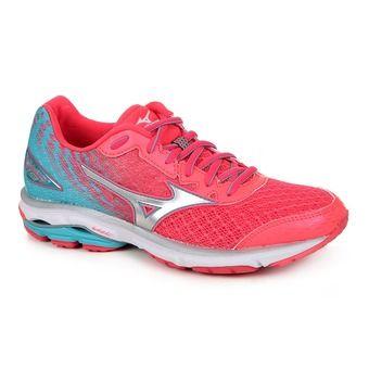 Chaussures running femme WAVE RIDER 19 diva pink/silver/capri