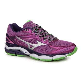 Chaussures running femme WAVE ULTIMA 8 rosebud/silver/mulpurple