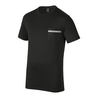 Tee-shirt MC OPTIMUM jet black
