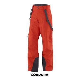 Pantalon de ski femme LINE GTX habanero