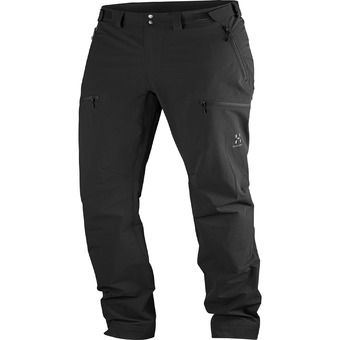 Pantalon Softshell homme BRECCIA true black