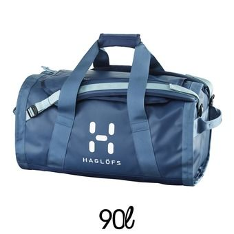 Sac de sport 90L LAVA blue ink/steel sky