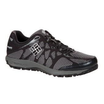 Zapatillas de senderismo hombre CONSPIRACY TITANIUM OUTDRY black/lux