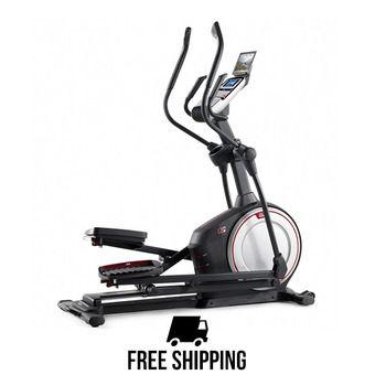 Vélo elliptique 9kg ENDURANCE 720E