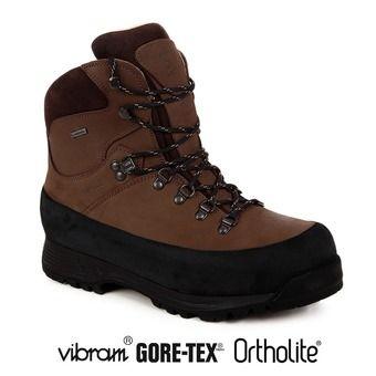 Chaussures de randonnée/chasse homme CHOPWELL GTX sepia
