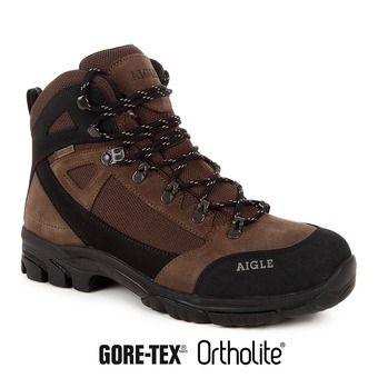 Chaussures de randonnée/chasse homme LANDISTO GTX brown/black