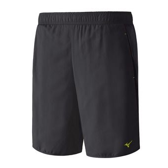 Short homme HELIX SQUARE black/safety yellow