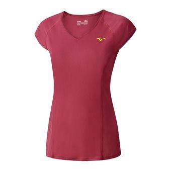 Camiseta mujer COOLTOUCH PHENIX raspberry wine