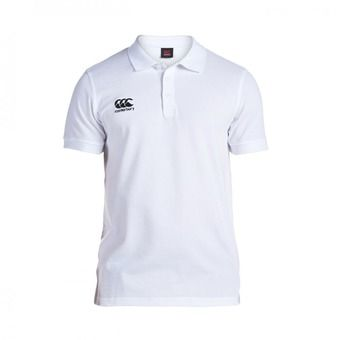 Polo MC homme WAIMAK white