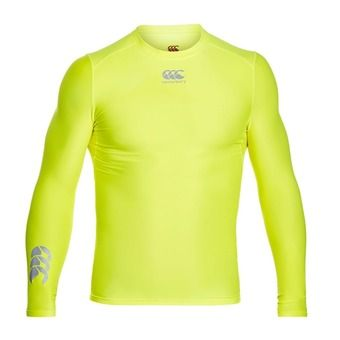 Sous-couche ML homme THERMOREG FLURO safety yellow