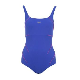 Maillot femme JEWEL ONE bright blue/fresia rose