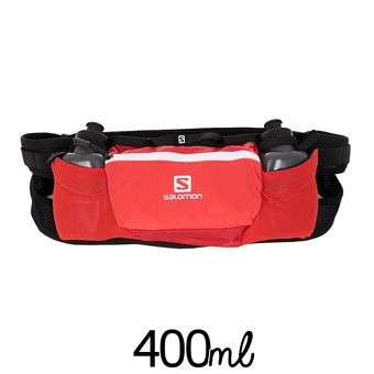 Ceinture d'hydratation ENERGY bright red