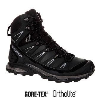Zapatillas senderismo hombre X ULTRA TREK GTX® black/black/atob