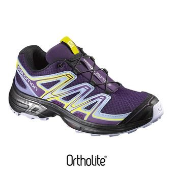 Chaussures trail femme WINGS FLYTE 2 cosmic purple/pale lilac/black