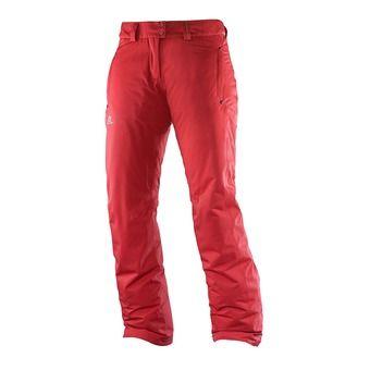 Pantalon de ski polyvalent femme STORMSPOTTER infrared