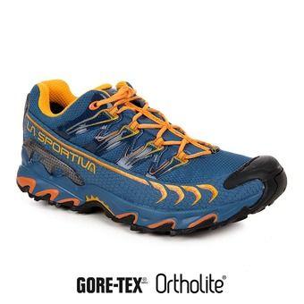 Chaussures de trail homme ULTRA RAPTOR GTX blue/papaya