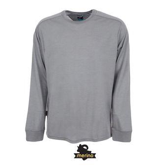Camiseta hombre SPHERE fossil hthr