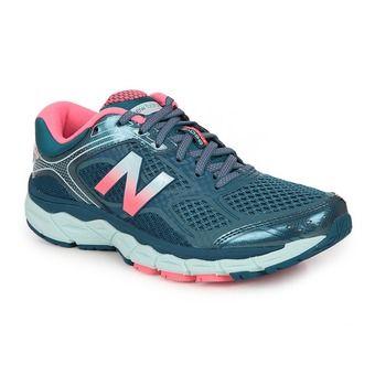 Chaussures running femme 860 V6 pink/blue