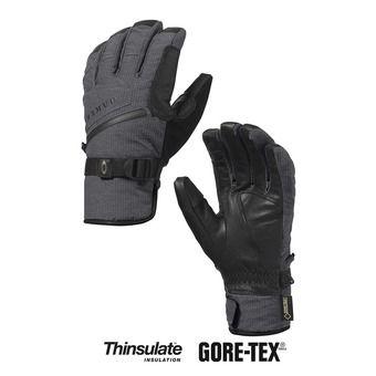 Gants de ski homme KINGPIN GORE-TEX jet black